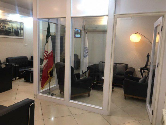 موسسه حقوقی ملک پور دفتر شهرک