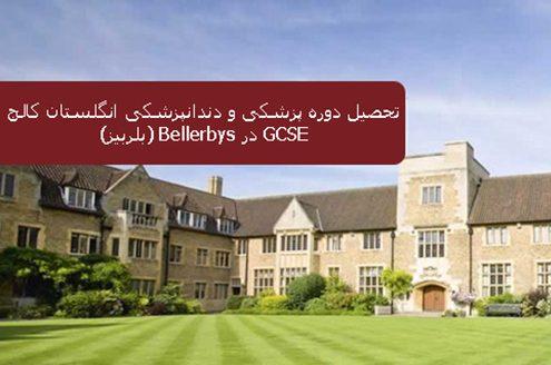 تحصیل دوره پزشکی و دندانپزشکی انگلستان کالج GCSE در Bellerbys (بلربیز)