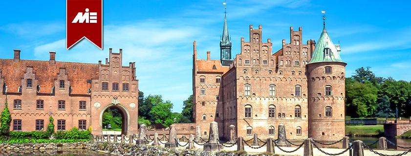 راه های مهاجرت به دانمارک