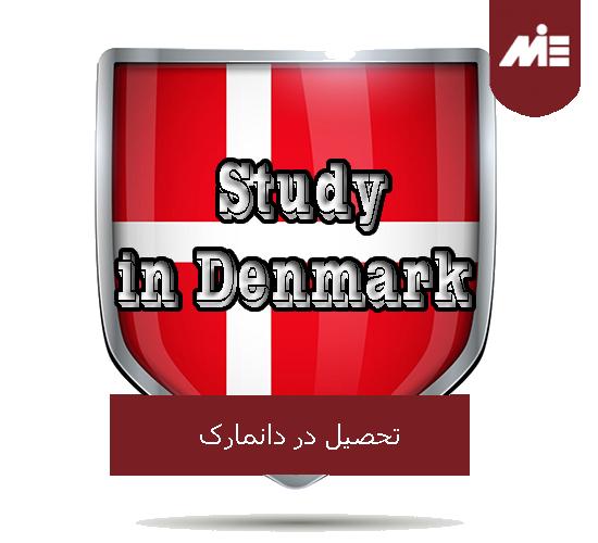 تحصیلات دانشگاهی در دانمارک
