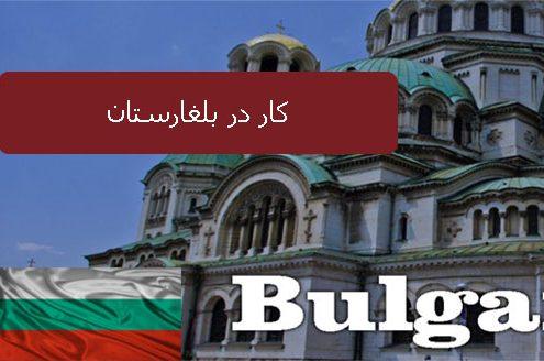 کار در بلغارستان