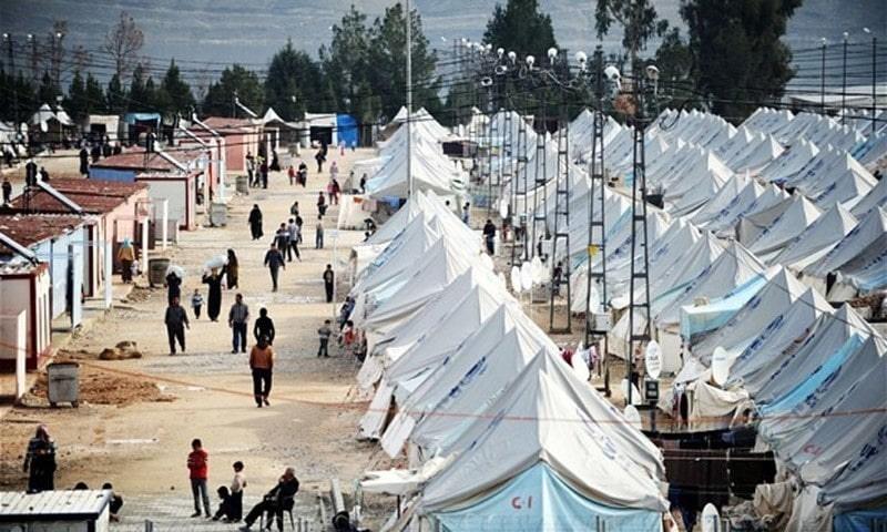 پناهندگی ایتالیا