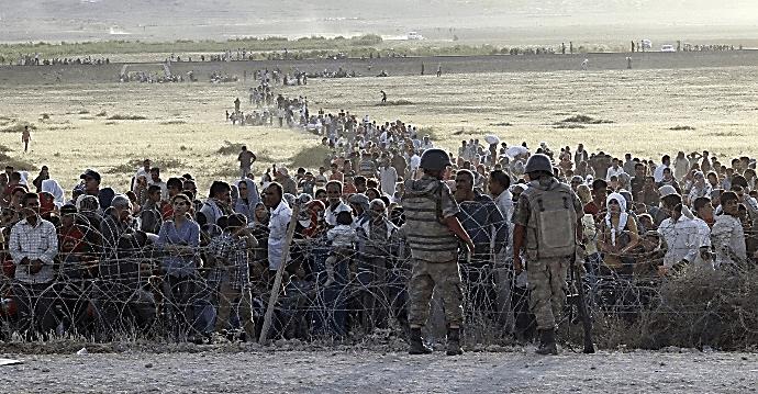 پناهندگی ترکیه و خطرات آن