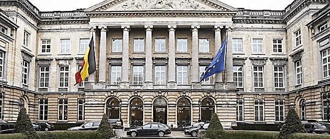 اداره مهاجرت بلژیک