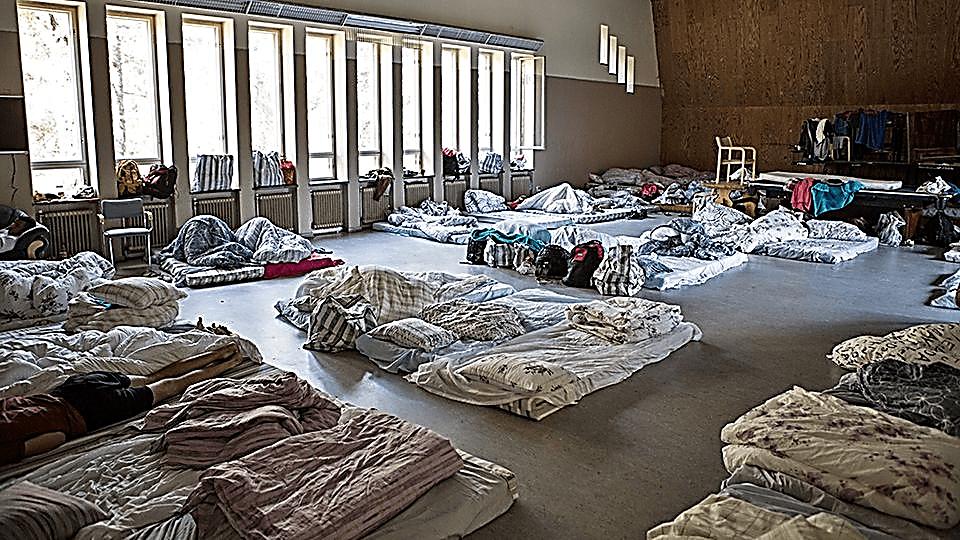 پناهندگی فنلاند و مراحل آن
