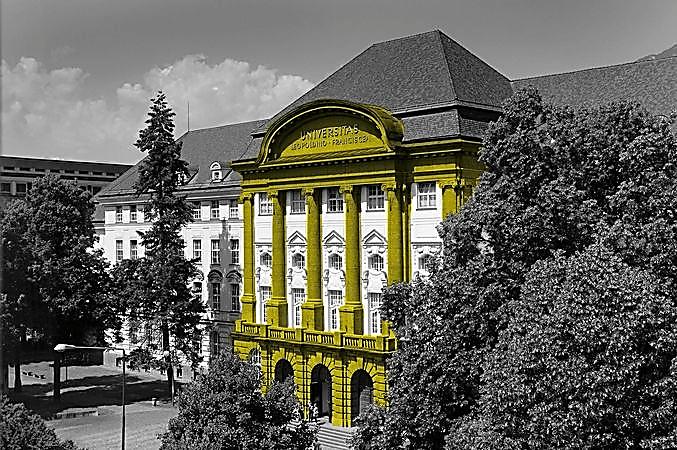 اعزام دانشجو به اتریش - دانشگاه های اتریش