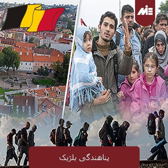 پناهندگی بلژیک