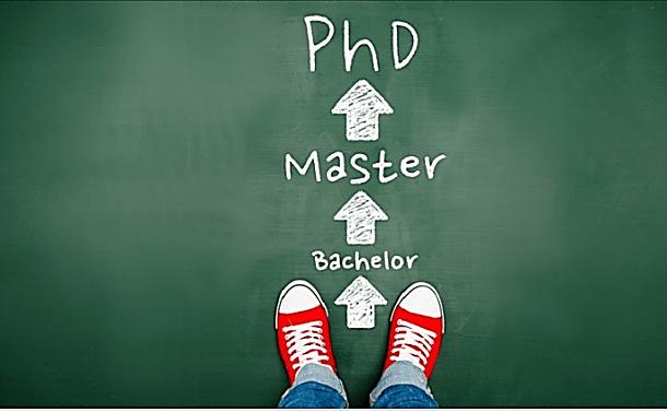 تحصیل در مقاطع مختلف دانشگاهی در خارج از کشور