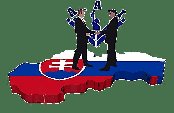 سرمایه گذاری و ثبت شرکت در اسلواکی