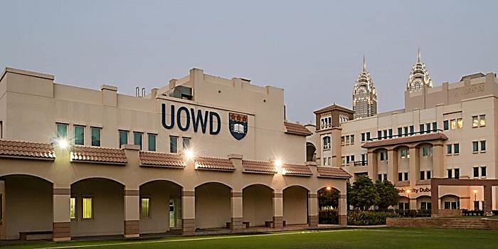 دانشگاه UOWD در امارات