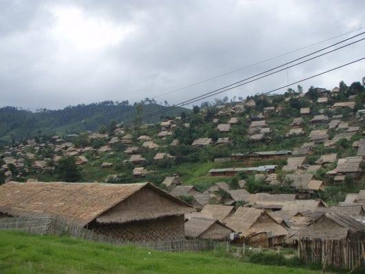 کمپ های پناهندگی در سنت لوسیا