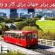 ده شهر برتر جهان برای کار و زندگی