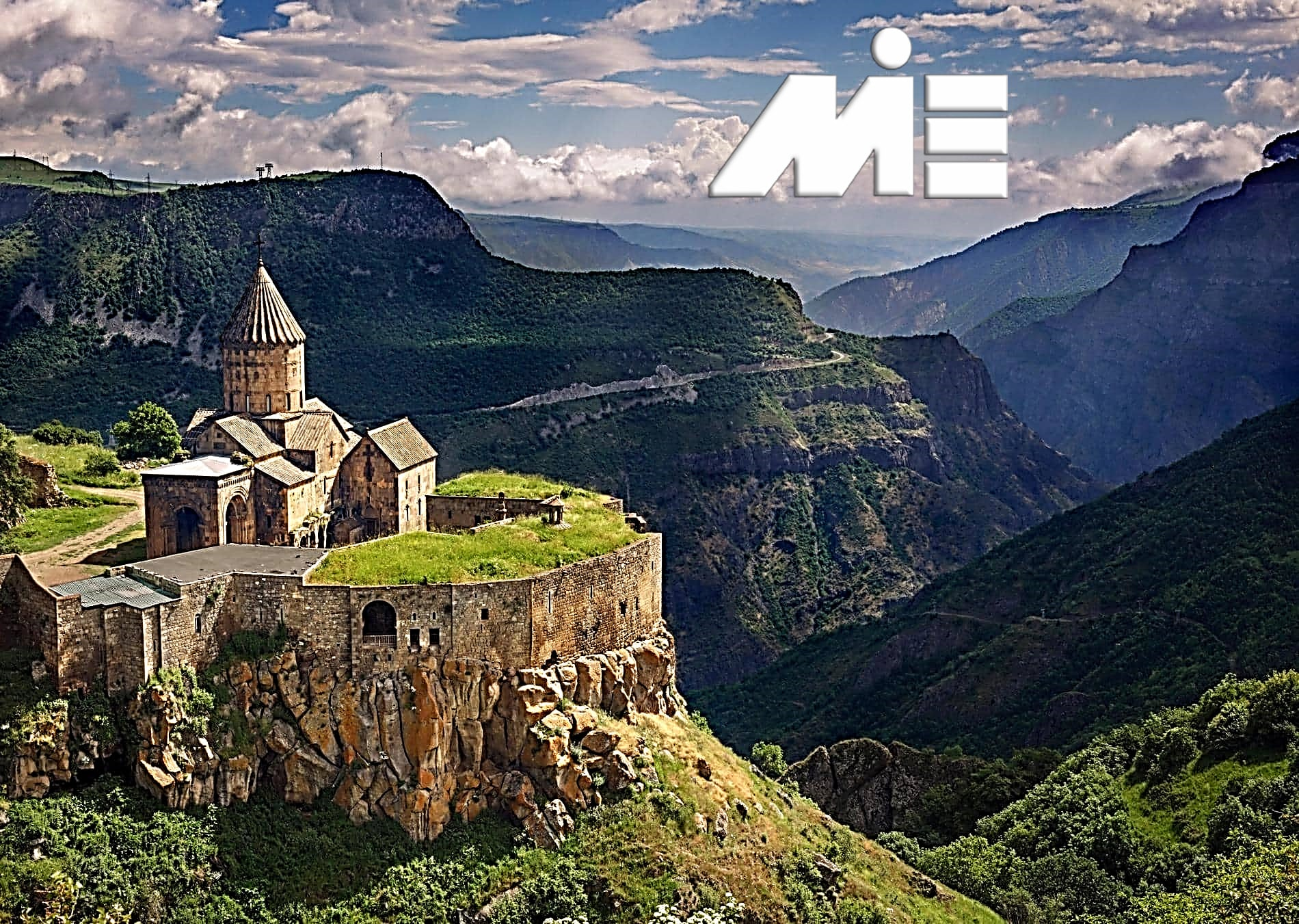 طبیعت ارمنستان ـ مهاجرت به ارمنستان