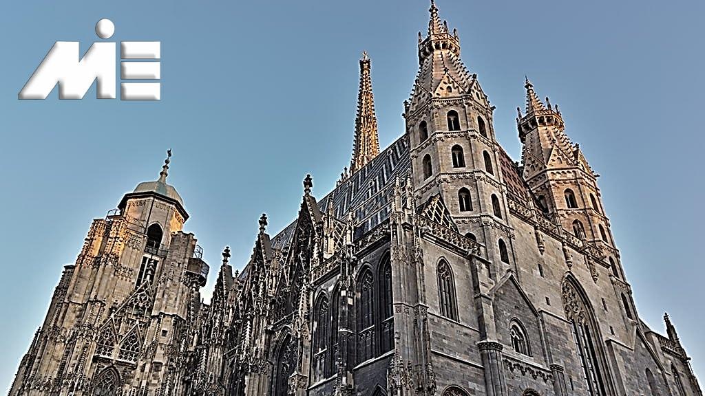 قصر های با شکوه و کلیساهای اتریش و وین