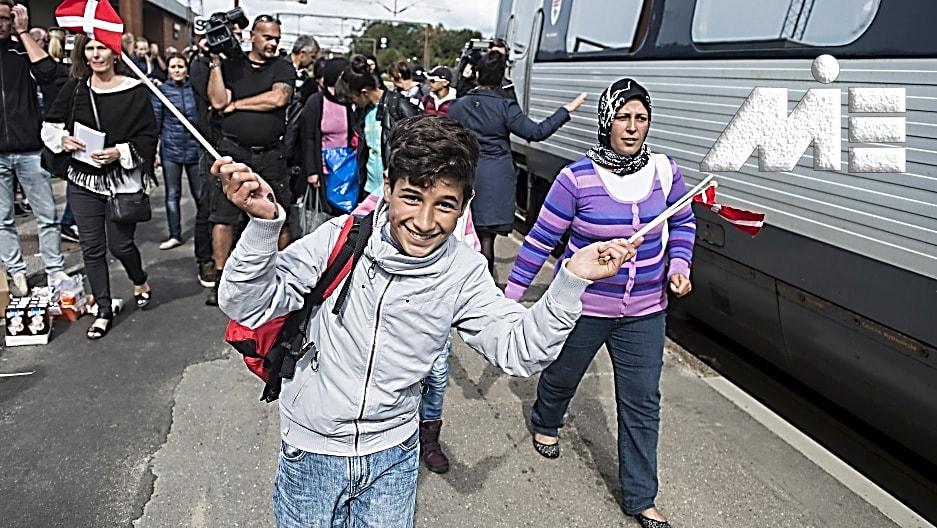پناهندگی دانمارک ـ مهاجرت به دانمارک از طریق پناهندگی