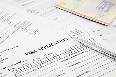 اپلیکیشن فرم ویزا