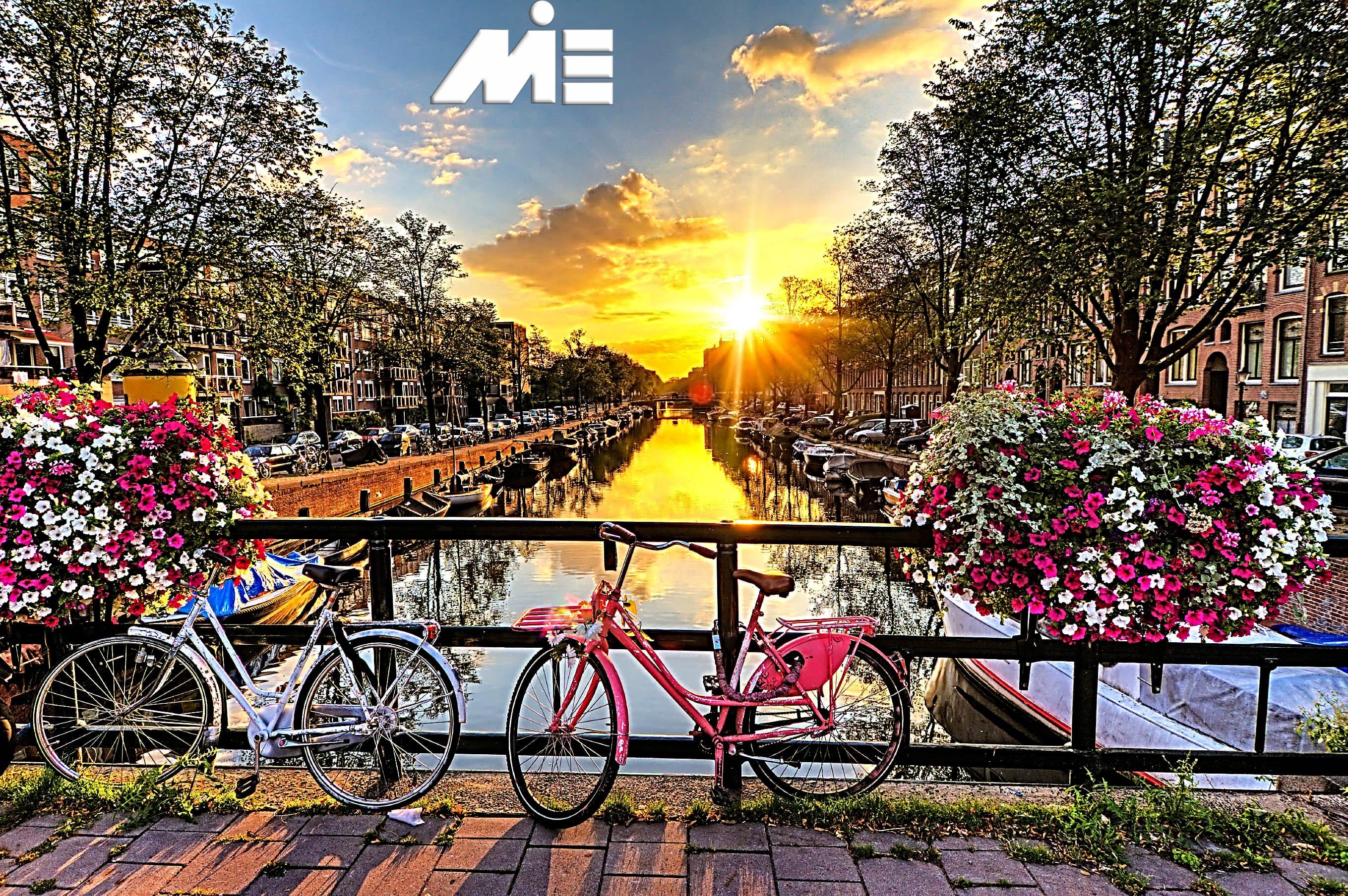 هلند و زیبایی های آن ـ مهاجرت به هلند ـ پاسپورت هلند