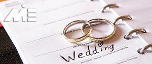 اخذ تابعیت از طریق ازدواج ـ مهاجرت به خارج از کشور از طریق ازدواج ـ ازدواج در خارج از کشور
