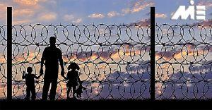 پناهندگی به خارج از کشور ـ مهاجرت به کشور های خارجی از طریق پناهندگی
