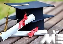 تحصیل در خارج از کشور و اخذ بورسیه تحصیلی