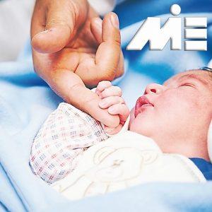 تولد در خارج از کشور ـ اخذ تابعیت از طریق تولد