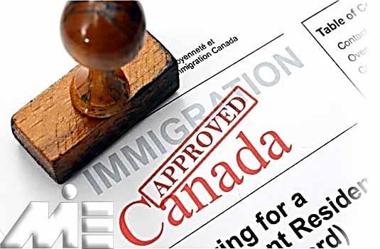 ویزای کانادا ـ وکیل مهاجرت در کانادا به منظور اخذ ویزای کانادا