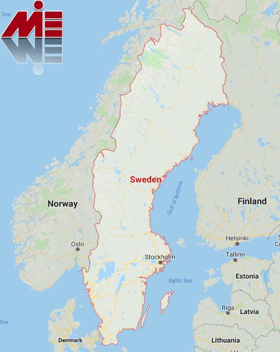 ویزای سوئد