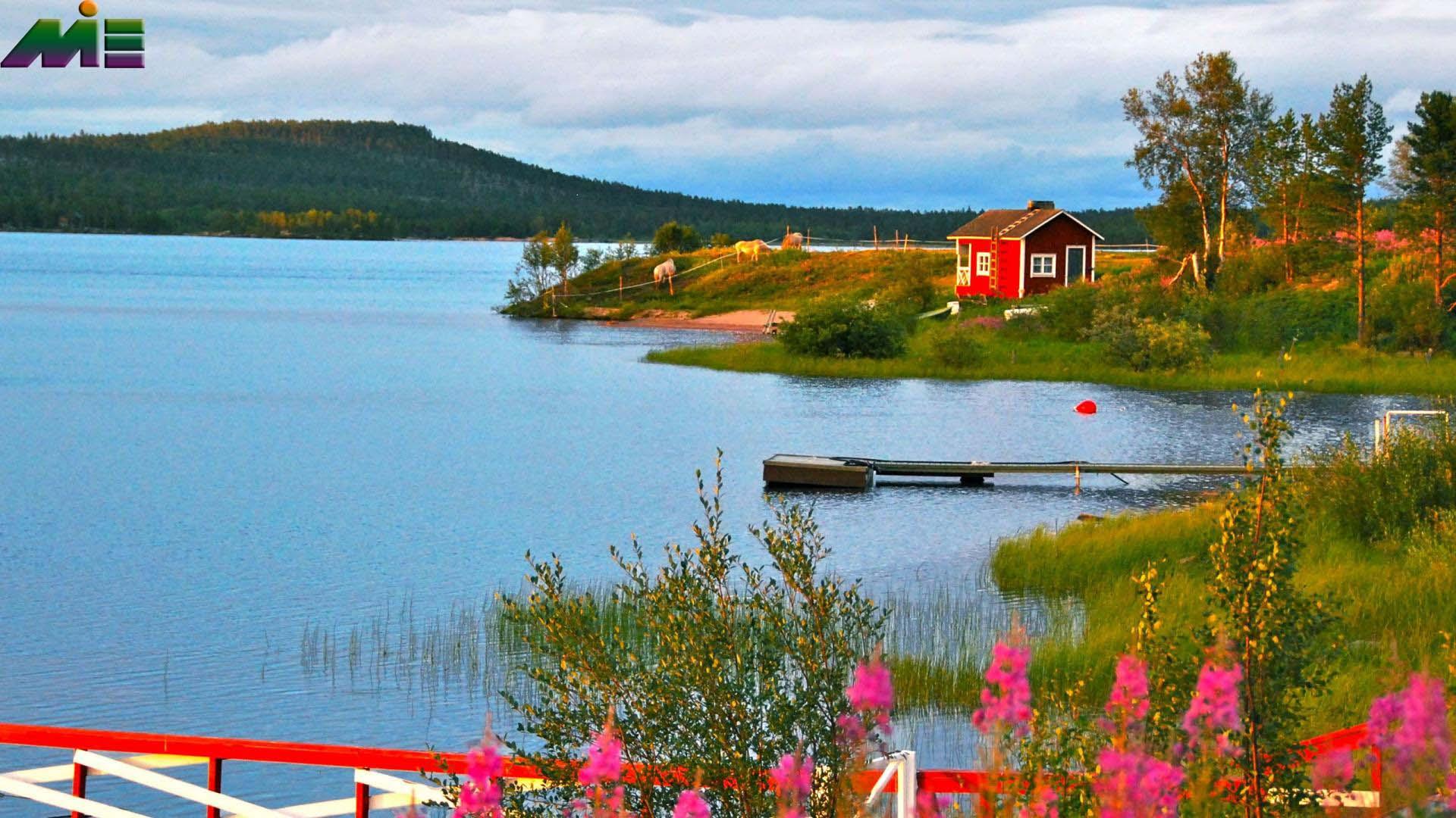 طبیعت فنلاند