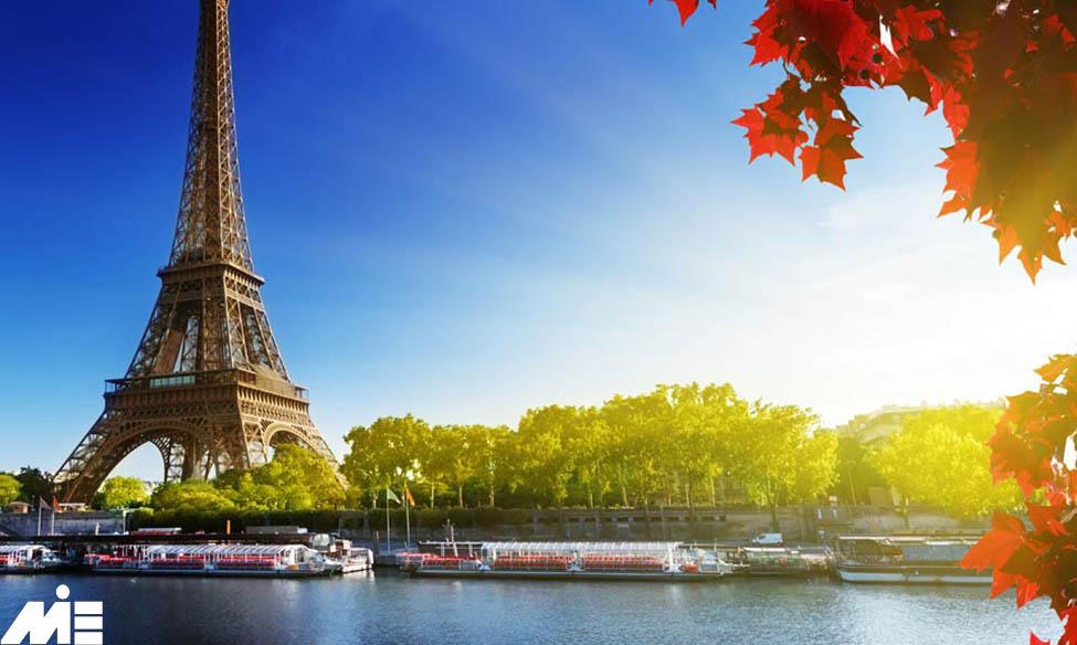 کار در فرانسه و شرایط عمومی