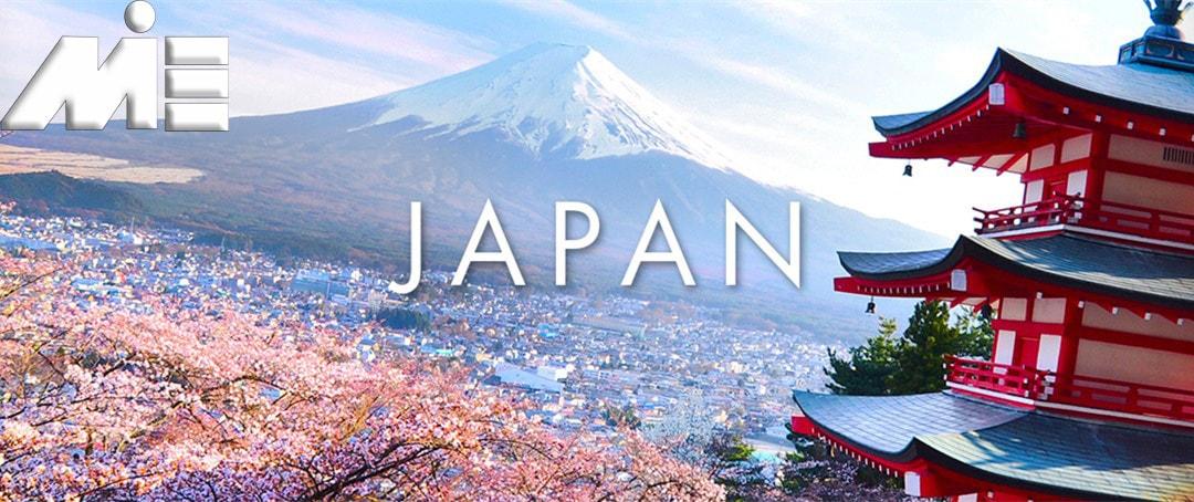 مهاجرت به ژاپن و اخذ پاسپورت ژاپن
