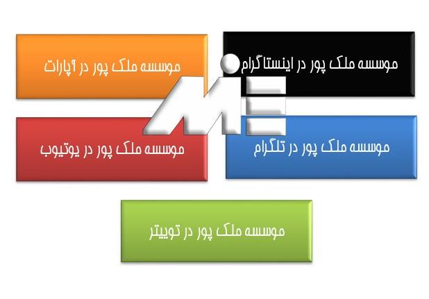 موسسه حقوقی ملک پور در شبکه های اجتماعی ـ خدمات آنلاین یک موسسه مهاجرتی