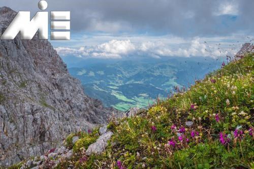 طبیعت اتریش ـ آب و هوای اتریش