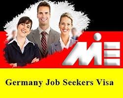ویزای جستجوی کار آلمان ـ ویزای جاب سیکر آلمان ـ Germany Job Seeker