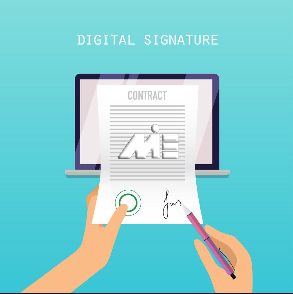 قرارداد های آنلاین مهاجرتی ـ قرارداد آنلاین