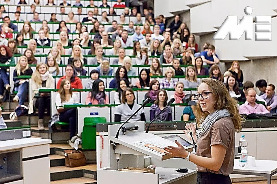 تحصیل در خارج از کشور ـ تحصیل در دانشگاههای خارجی ـ دانشجوی بین المللی