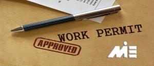 مجوز کار ـ مجوز کاری در خارج از کشور ـ کار در خارج از کشور ـ مهاجرت کاری به خارج از کشور