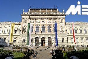 دانشگاه های اتریش برای تحصیل پزشکی و دندانپزشکی