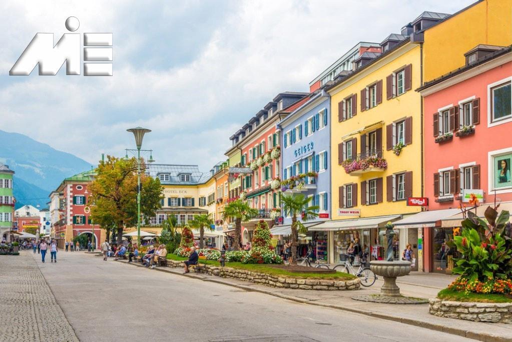 لینز اتریش ـ لینز کجاست؟ ـ شهر های اتریش