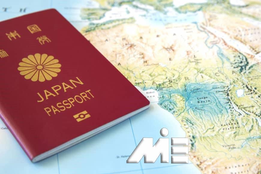 پاسپورت ژاپن ـ مهاجرت به ژاپن