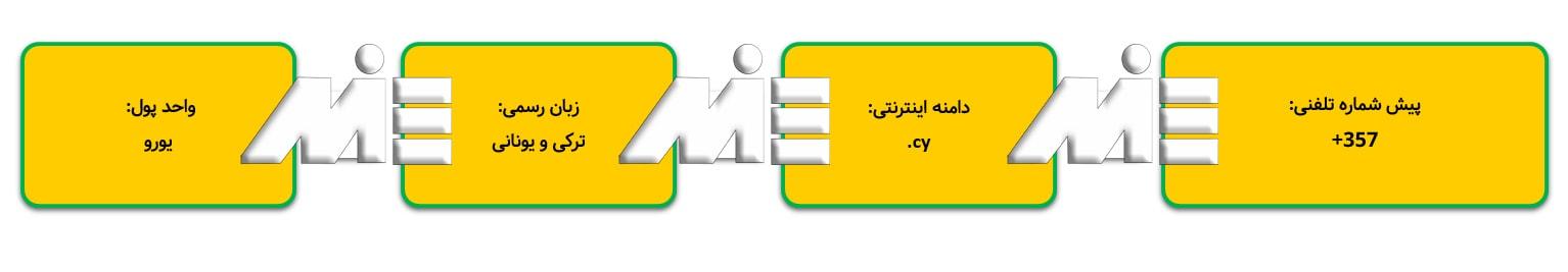 اطلاعات عمومی کشور قبرس