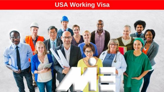 ویزای کار آمریکا ـ کار در آمریکا
