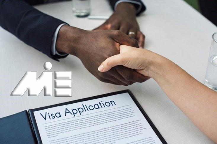 وکیل متخصص اخذ ویزا