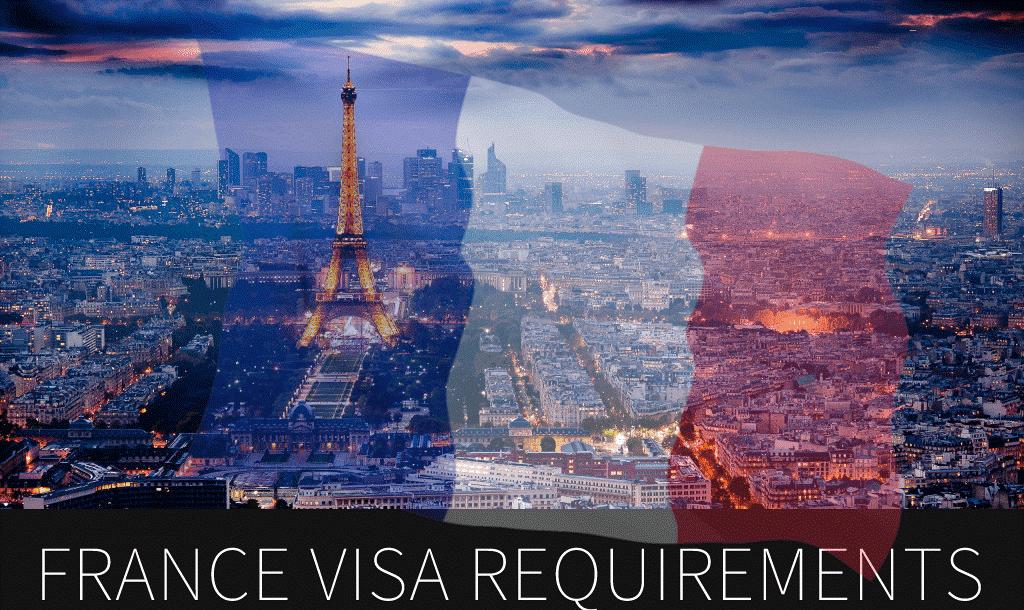 ویزای فرانسه و مدارک مورد نیاز اخذ ویزای فرانسه