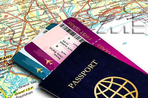 ویزا ـ پاسپورت ـ ویزای برای سفر به خارج از کشور ـ پاسپورت دوم