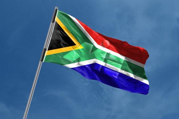 پرچم آفریقای جنوبی - ویزای آفریقای جنوبی - مهاجرت به آفریقای جنوبی - کار در آفریقای جنوبی