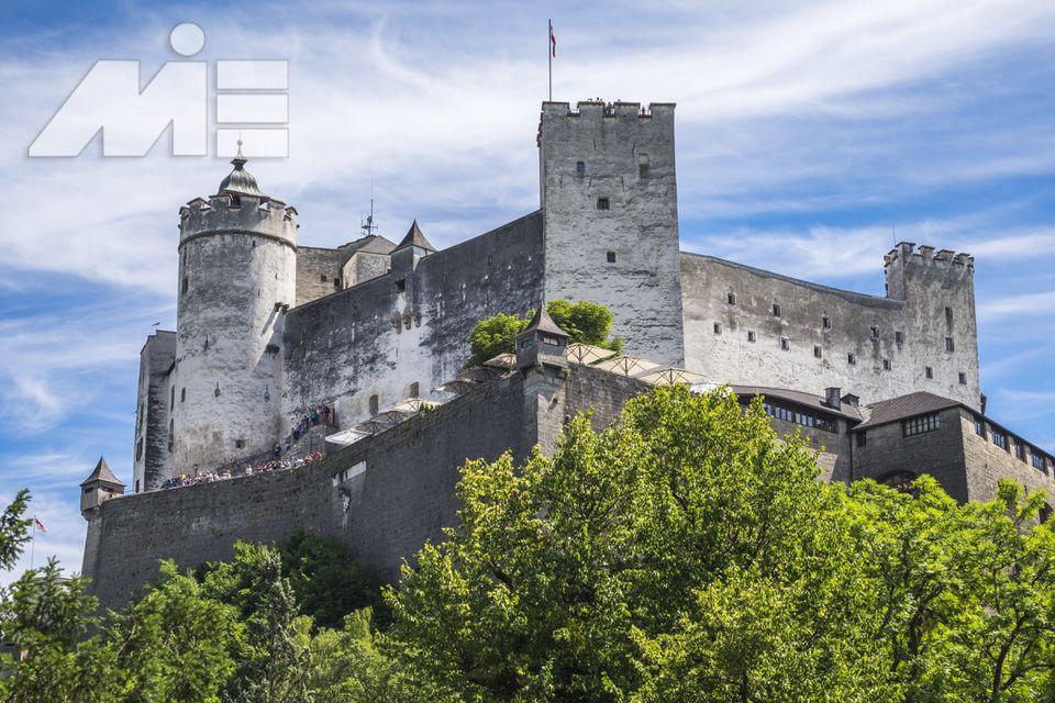 قلعه Hohensalzburg