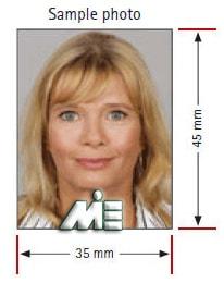 مشخصات عکس پاسپورتی