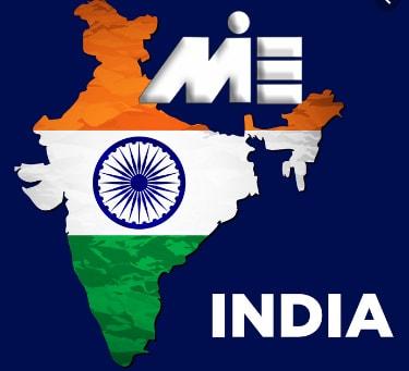 مهاجرت به هندوستان ـ اخذ اقامت هند ـ ویزای هند