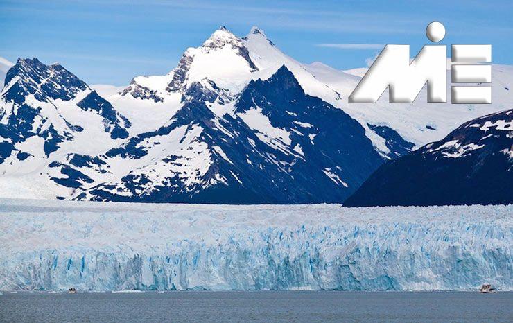 پارک ملی لاس گلیشرز در آرژانتین
