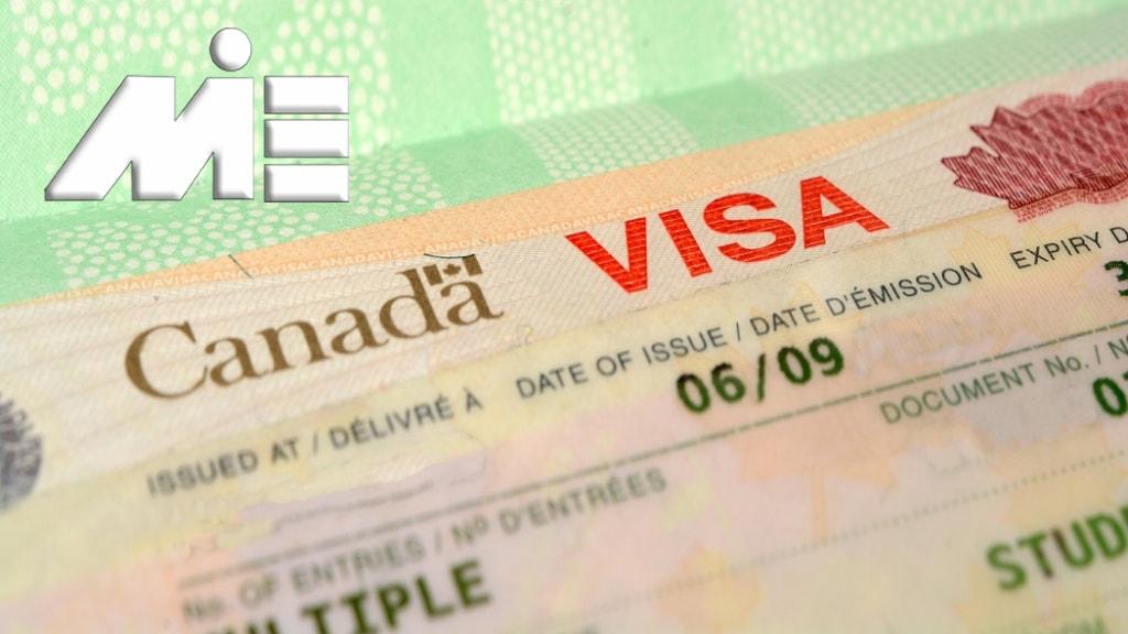 ویزای کانادا ـ انواع ویزای کانادا
